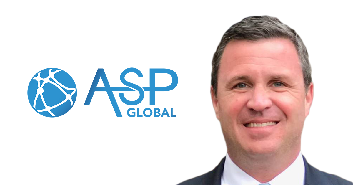 Justin Martin Appointed Chief Marketing Officer of ASP Global
